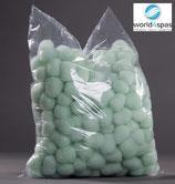 EGO3 Whirlpoolfilter Filterbälle Nachfüllpackungen (verschiedene Größen)