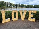 LOVE Leuchtbuchstaben XXL 120cm höhe zu verkaufen NEU ✅