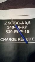 douille 75x350 à charge réduite pour obus explosif (fr) p
