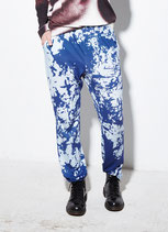 Trousers Blue Metal