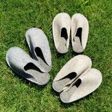 Filpantoffel - Nie wieder kalte Füße