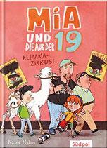 KOMMT IN KÜRZE! Mia und die aus der 19 - Alpaka-Zirkus