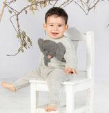 ELEFANTEN-Pullover aus Baby-Alpaka