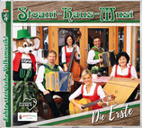 """""""Stoani-Haus-Musi - Die Erste"""" CD"""