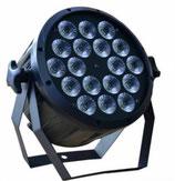 LED Scheinwerfer RGB+W 18x12W (max. 12Stk.)