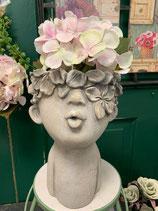 Blumentopf Kisses groß