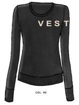 Vestrum knitwear Geel