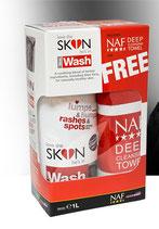 NAF Love the skin wash 1L