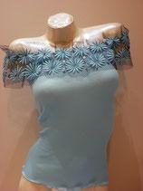 Oscalito Tee Shirt turquoise