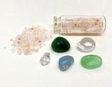 Schützende Salz- und Kristallmagie