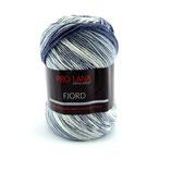 Fjord Fb.91  weiß/ grau/ jeansblau