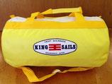 セールバッグ(黄×白、筒型)