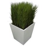 CONIC wit middel 75cm met gras