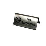 Bordje ''niet roken a.u.b.''
