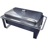 Chafing-dish (1/1GN) luxe RVS