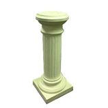 Marmeren zuil 105cm hoog