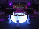 LED bar Fiesta rond 320cm