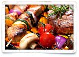 PAKKET 3: BBQ-vleespakket ''De Luxe'' + aanvullend pakket (PLC)