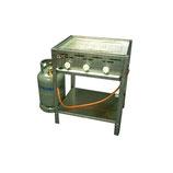 Barbecue (gas 50x60cm)