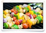 PAKKET 5: Vegetarisch BBQ-pakket + aanvullend pakket (PLC)