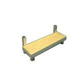 Podiumtrap 20cm (hoogte podium 40cm)