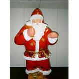 Kerstman 210cm
