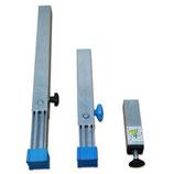 Podiumpootjes uitschuifbaar 40-60cm/60-100cm