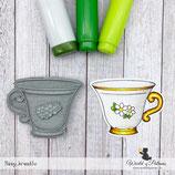 Stempel - Teddy und Freunde - Tasse