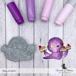Stempel - Teddy und Freunde - Tintenfisch