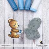 Stempel - Teddy und Freunde - Teddy