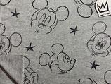 Mickey grau meliert