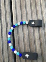 Stirnbänder/ Einohrstücke aus Perlen
