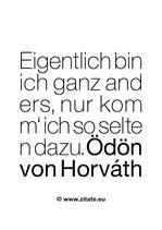 Öden von Horvath