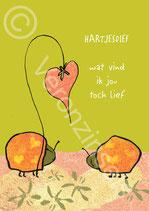 HARTJESDIEF - VERONZINELS (B098)