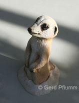 Skulptur Erdmännchen