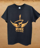BLACK AND GOLD WINGS - Zoee & The Band Shirt