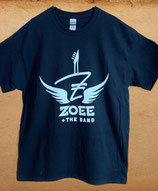 BLACK AND WHITE WINGS - Zoee & The Band Shirt