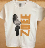 WHITE AND GOLD - Zoee Shirt