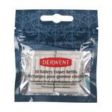 Derwent Navulling voor Elektrische Gum - 30 stuks