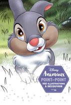 Disney Animaux - Punt tot Punt