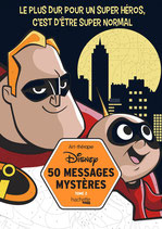 Disney 50 Messages mystères 2
