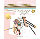 Coloriage Wild 2
