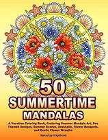 Kameliya Angelkova - 50 Summertime Mandalas