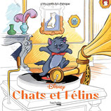 Art Therapy Disney Chats et Félins