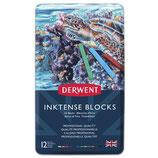 Derwent Inktense Blocks - 12 stuks