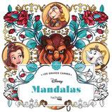 Disney - Les Grands Carrés Mandalas