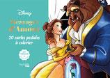 Disney Messages d' Amour - 20 kleurkaarten