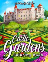 Coloring Book Cafe - Castle Gardens