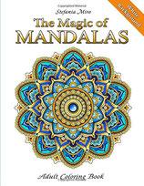 Stefania Miro - The Magic of Mandalas (white background)