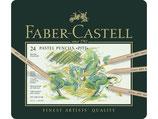Faber Castell Pitt pastelpotloden - 24 stuks